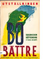 Bo Battre – Guldheden Goteborg (1945)