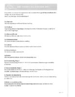 Årsstämma 2020 – Protokoll